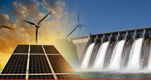 Renewable resources will help meet the energy shortages