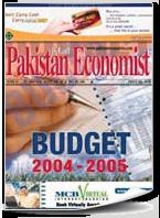 Budget 2004-05