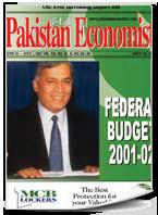Federal Budget 2001-2002