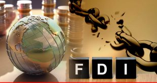 Downing FDI: a focus of interest for economic boost