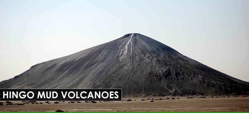 Hingo Mud Volcanoes
