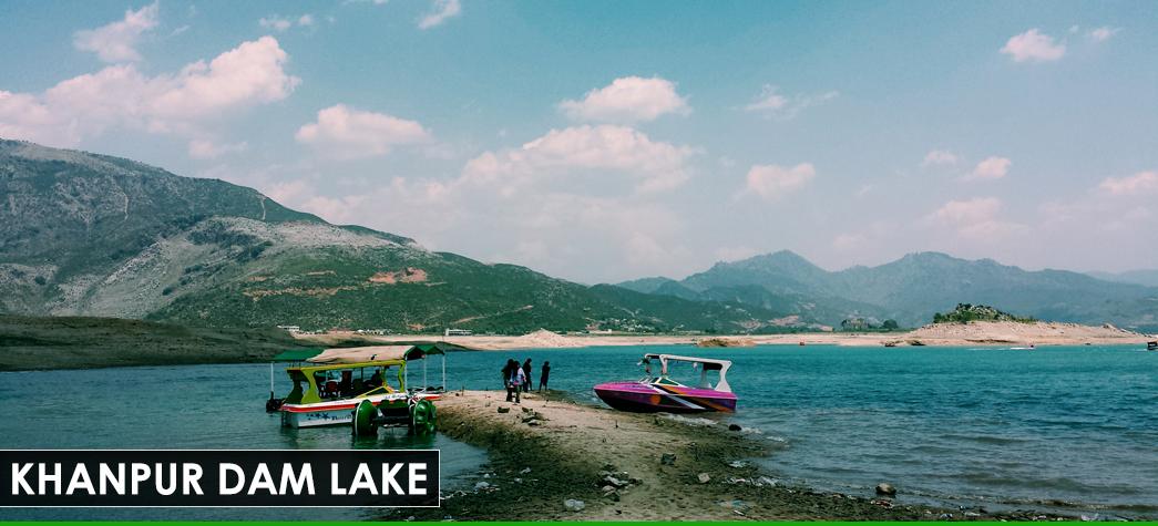 Khanpur Dam Lake