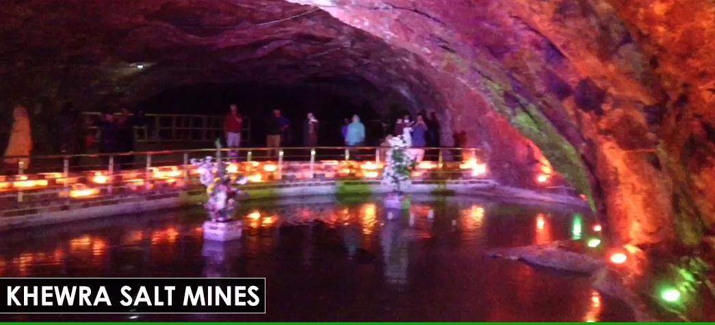 Khewra Salt Mines