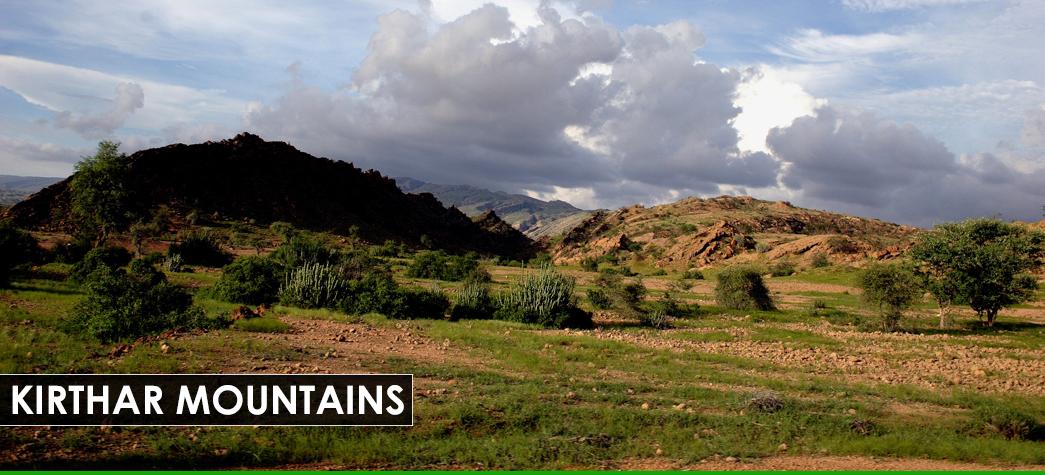 Kirthir Mountains