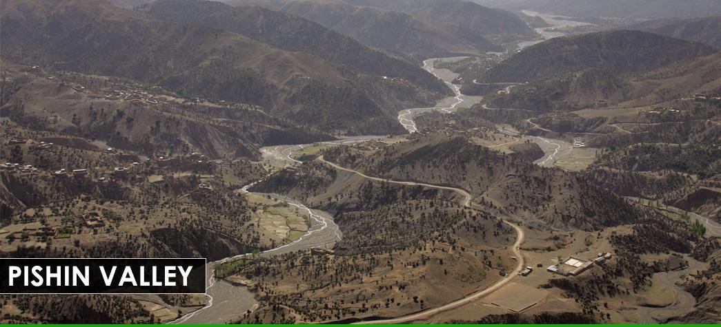 Pishin Valley