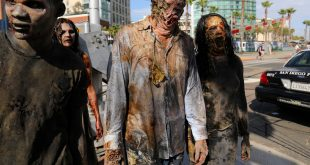 Is your colleague a zombie worker?