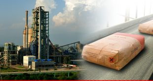 CHERAT CEMENT TO PRODUCE 1,300,000 TONS OF CEMENT THRU NOWSHERA PLANT