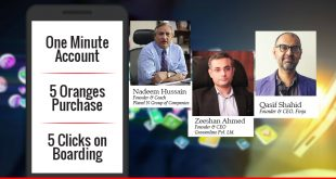 Disruptive innovation and men behind the rise of a digital era in Pakistan
