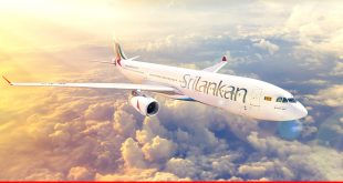 SriLankan Airlines carries record number of passengers last year