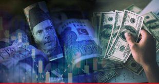 PKR/USD exchange rate: hanging on a weak peg