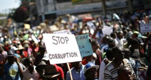 Four myths about corruption