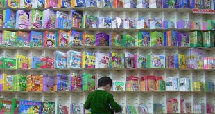 This is the importance of books to a baby's brain development