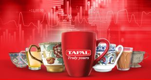 The impressive growth and marketing of Tapal tea