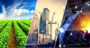 Pakistan's agri, construction and services post progress