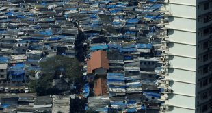 How slums can inspire the micro-cities of the future