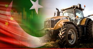 CPEC's growth, crops revival bring tractor industry delight