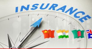 Latest insurance progress in China, India, Bangladesh And Australia