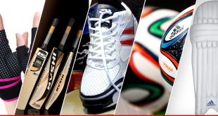 Sialkot's quality sports goods keeping Pakistan identity upfront