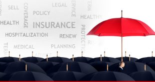 What hampers the growth of insurance industry in Balochistan?