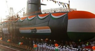 India is now the world's fifth biggest defence spender