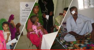 Free medical facilities for the underprivileged