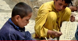 Pakistan's literacy rate disgrace – poverty a drawback