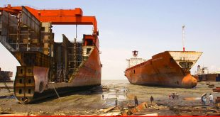 Shipbreaking review: Pakistan against its neighbors