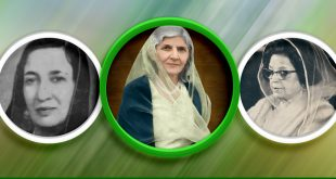 A look at the devoted political journey of great Pakistan women