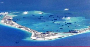 South China sea and the role of United States