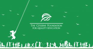 The citizens foundation: positive change starts from education