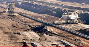 Major coal field and the required progress