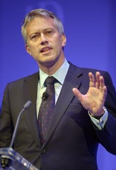 Coca-Cola chief executive, James Quincey.