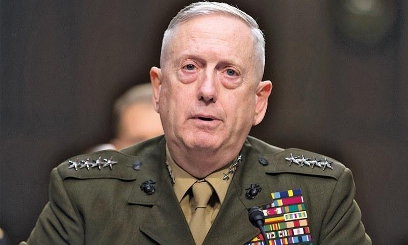 Afghan attack won't change Kandahar security situation: Mattis