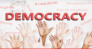 The paradox of modern democracy