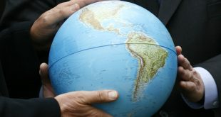 The collision of these 3 geographies is creating a new world order