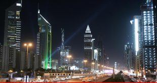 Diversifying economy of UAE