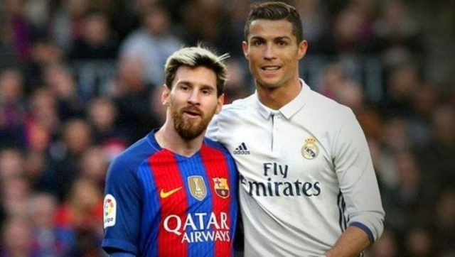 Ronaldo asks Messi to join him in Italy