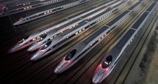 China greenlights first underwater high-speed railway