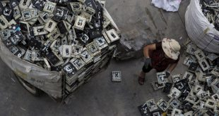 The world's e-waste is a huge problem. It's also a golden opportunity