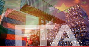 Dwindling trade balance with china on FTA impasse