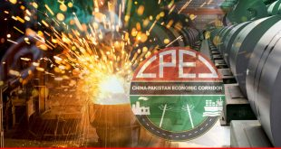 Expansion plans of Aisha Steel and International Steel under CPEC
