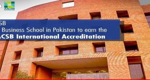 Benefits of AACSB International Accreditation for SDSB, Lums