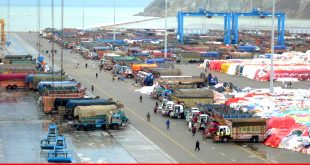 Gwadar: An emerging logistics hub in the region