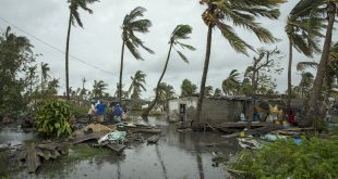 Cyclone Idai wreak havoc in Central Mozambique