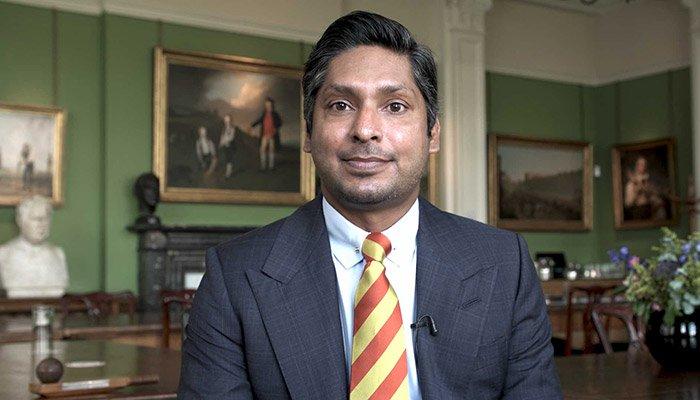 Sangakkara named as first non-British MCC president