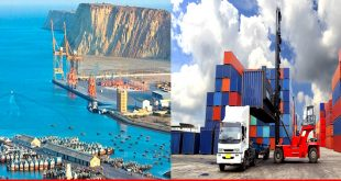 Rethinking the ocean management of blue economy and the future of Ports and shipping logistics in Pakistan