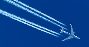 Climate change and air travel