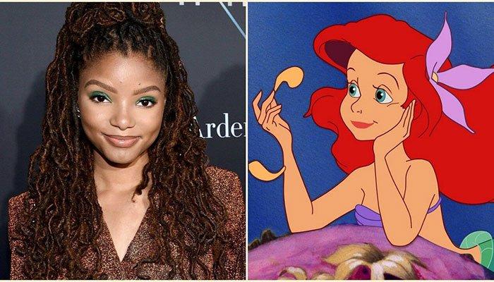 Disney's live-action 'Little Mermaid' to star a black Ariel