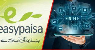 EASYPAISA – Leading the Fintech revolution in Pakistan