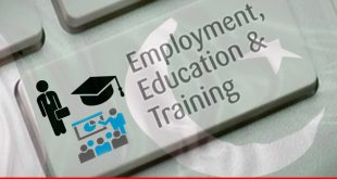 The Employment, Education, and Training in Pakistan